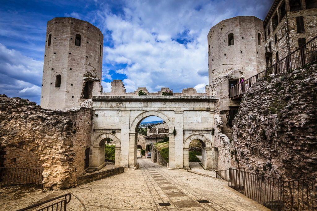 Spello - village in umbria