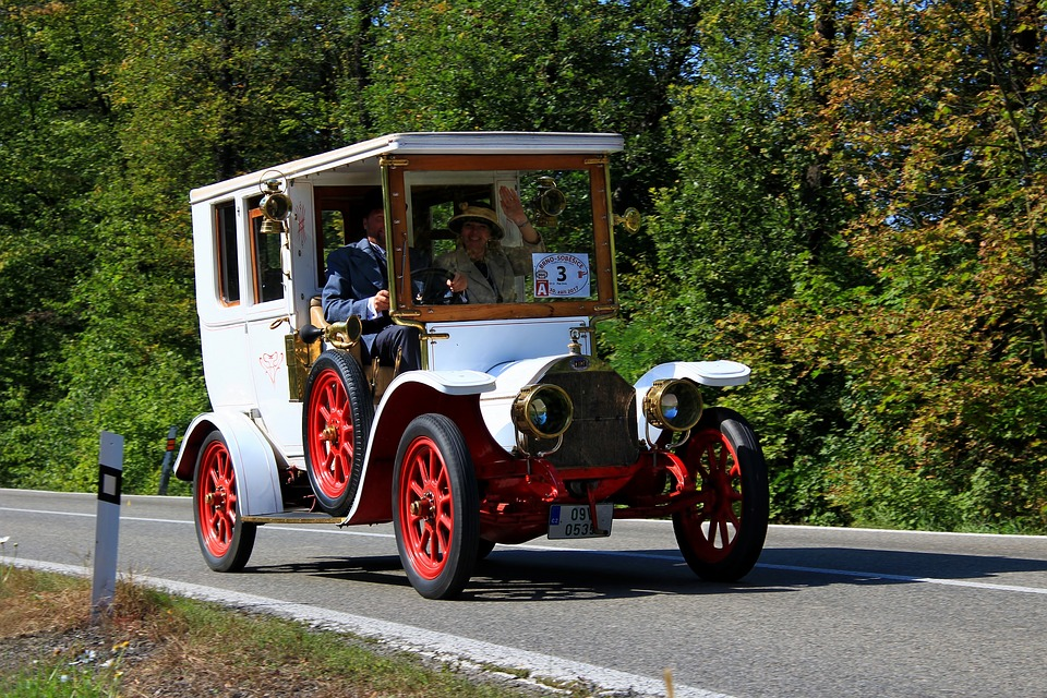 fiat - vintage car