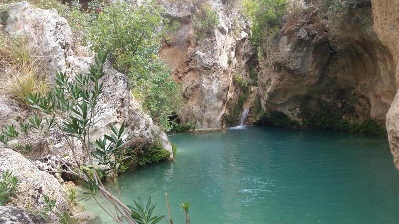 Tra le cave da ammirare anche quella di Santa Chiara