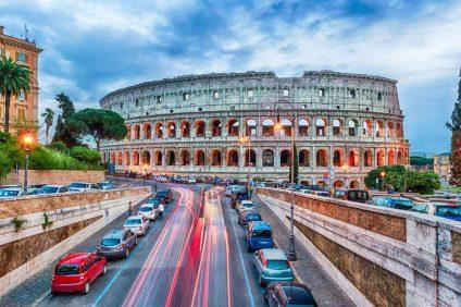 il colosseo o anfiteatro flavio