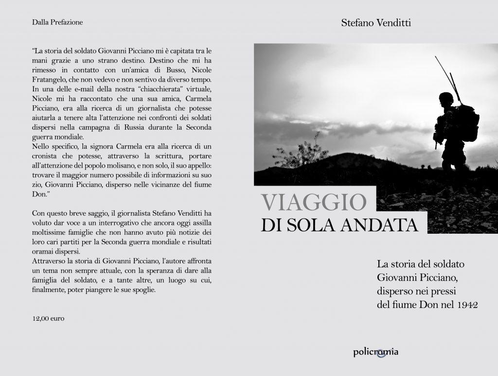 Giovanni Picciano - Book cover