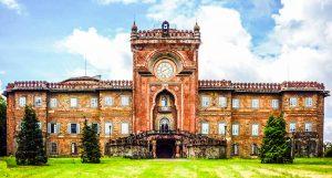 Facciata del Castello di Sammezzano