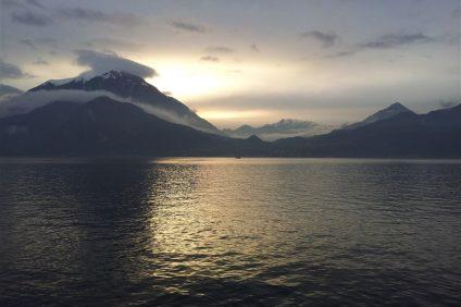 Il lago di Como: la casa del Lariosauro
