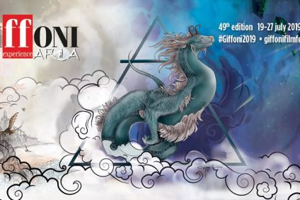 the Giffoni festival - event poster