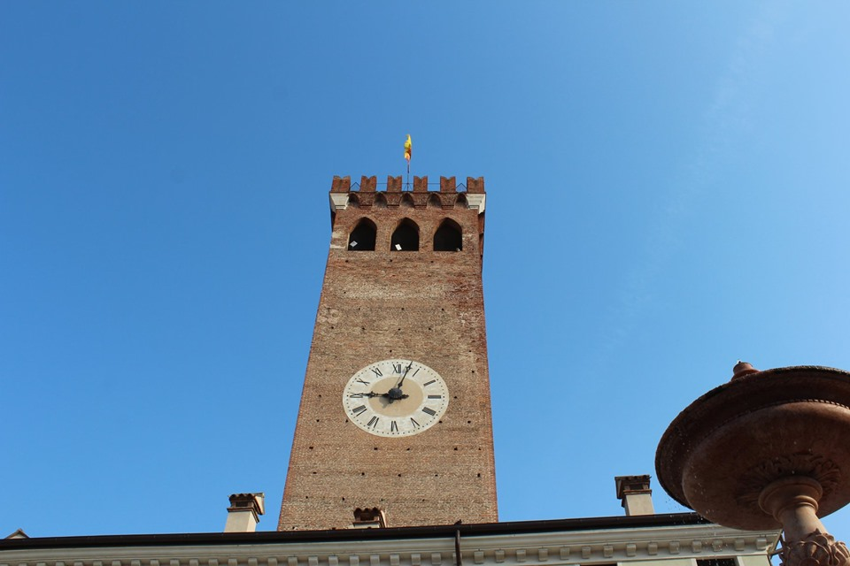 civic tower of bassano