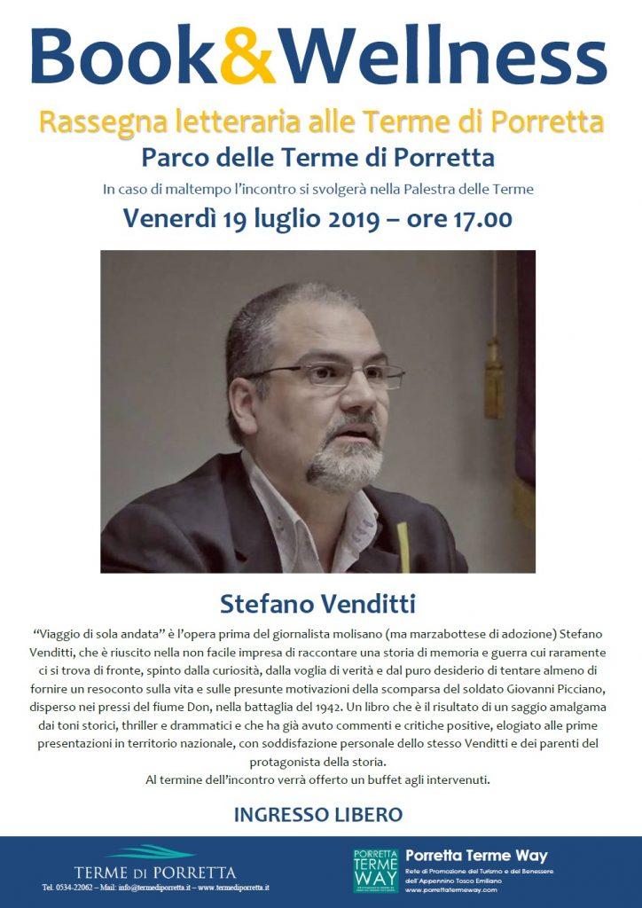 Giovanni Picciano - Poster Porretta Terme