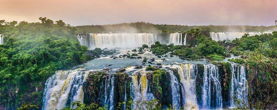 zona pluviale amazzonica