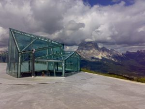 Messner Museum Monte Rite. Image of the Monte Rite Mountain Museum