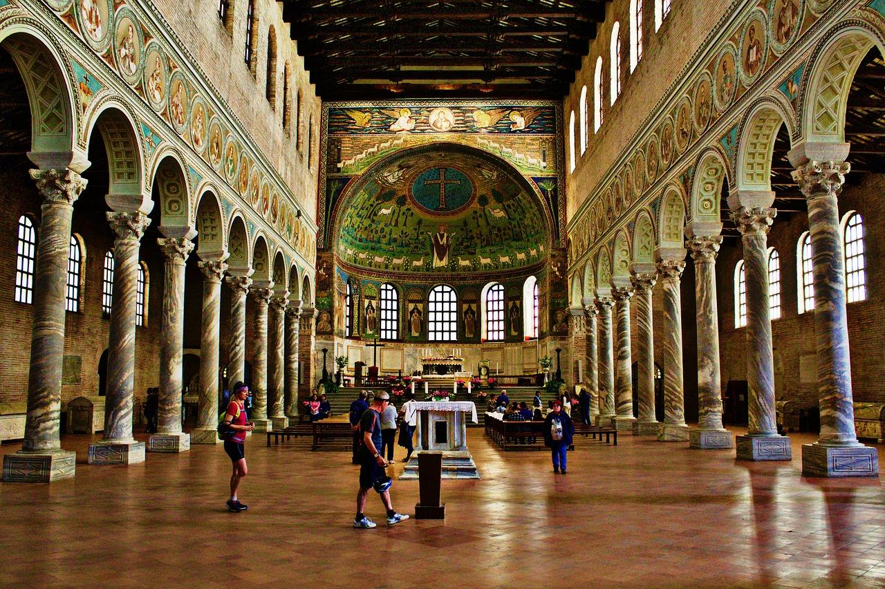 Ravenna. Sant'Apollinare church