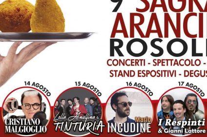 arancini - poster of Rosolini