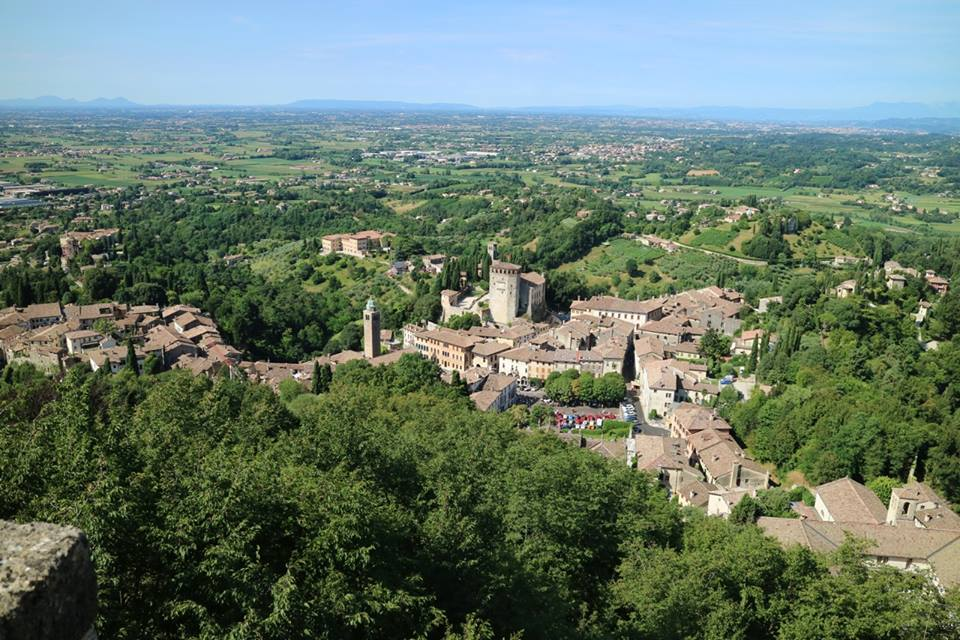asolo the village of a hundred horizons