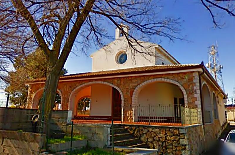 lodè - parrocchia del borgo