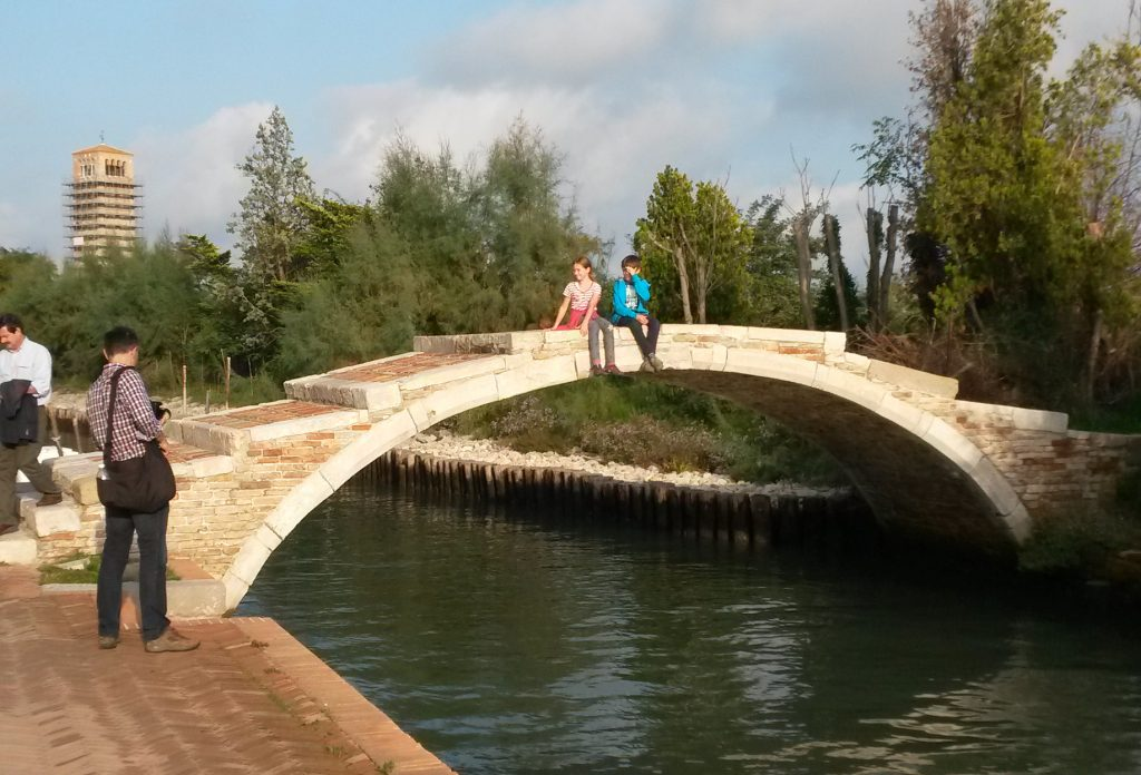 torcello - bridge of the devil