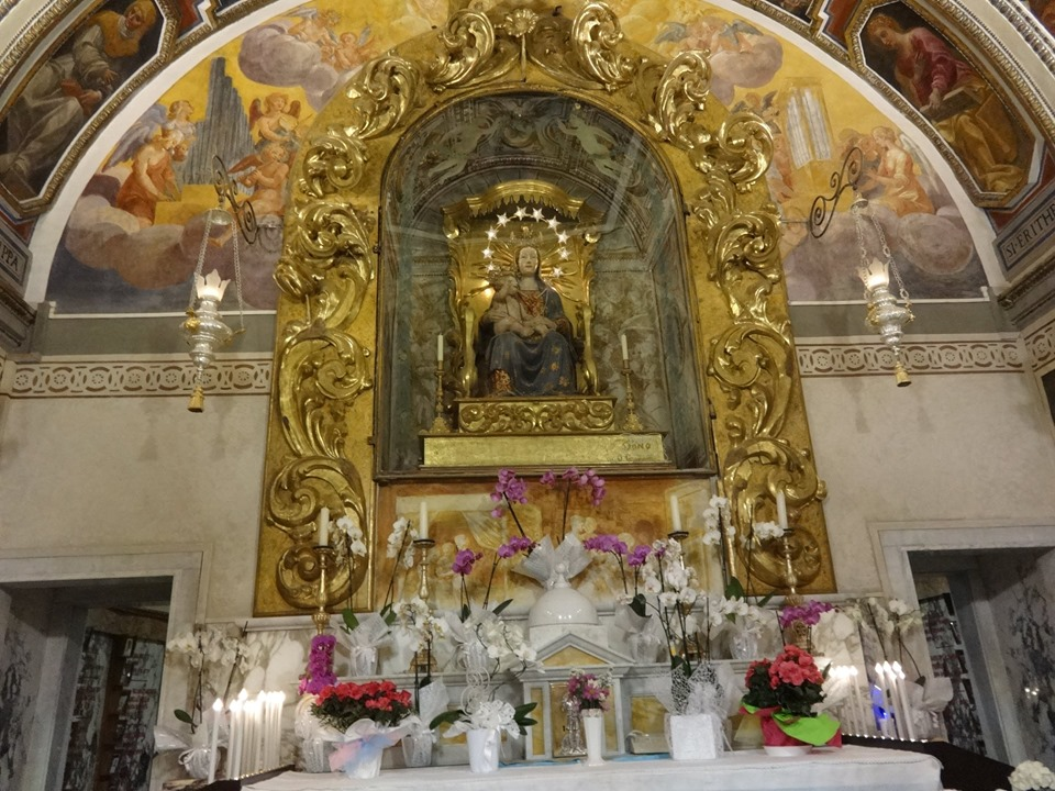 sanctuary of the madonna dell'ambro