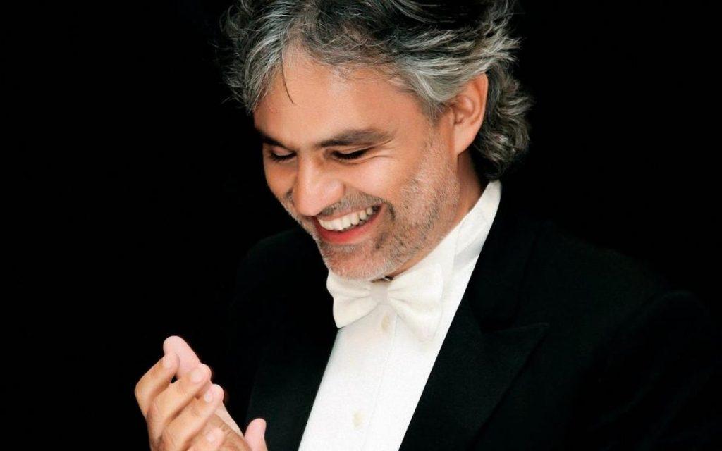 Andrea Bocelli cantante internazionale