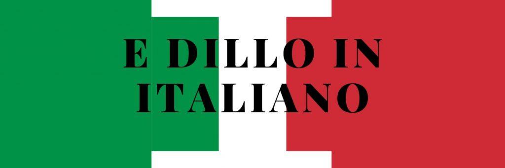 in italian