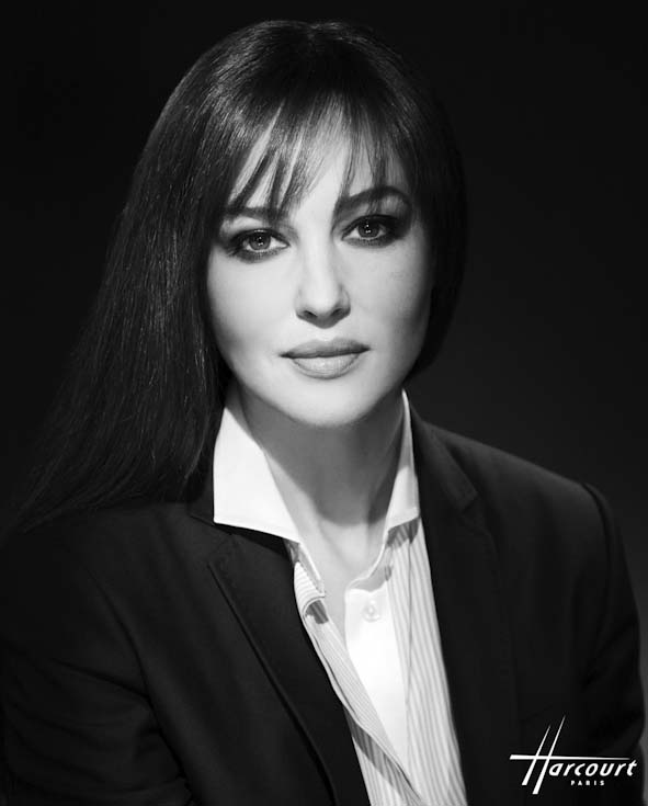 Monica Bellucci -Portrait 2008