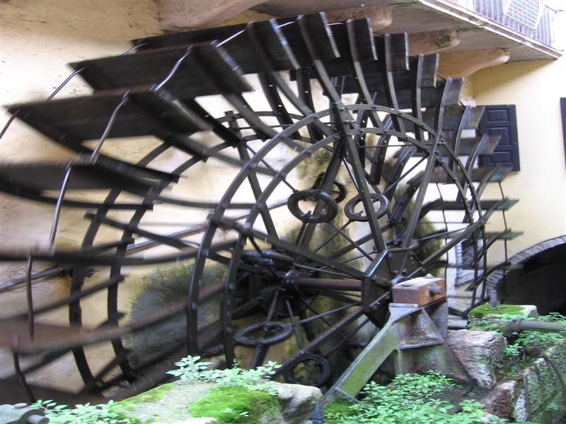 Un mulino a Borghetto sul Mincio