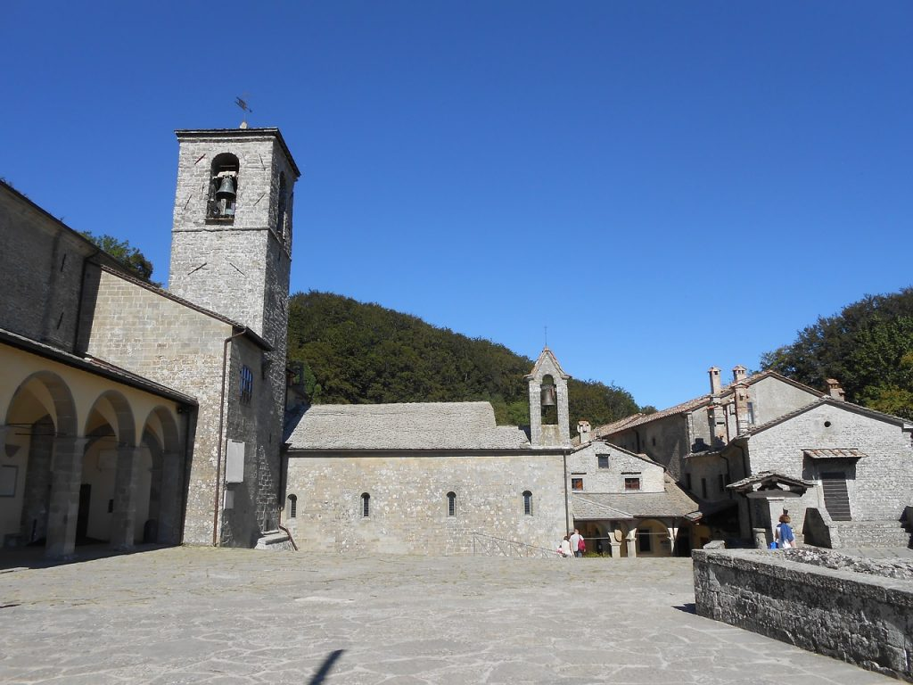 sanctuary of la verna