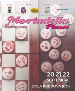 International Mortadella Festival - advertising poster