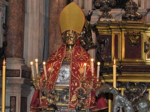 san gennaro - effigy