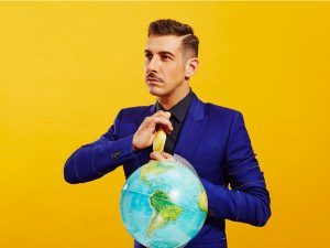 photp of Francesco Gabbani