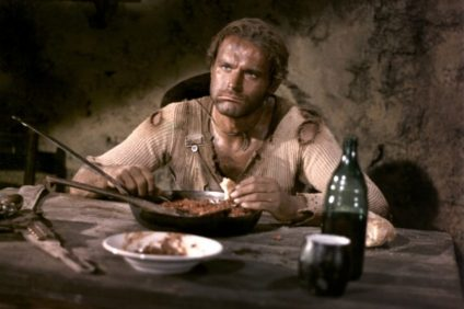 italian cinema and cuisine - terence hill