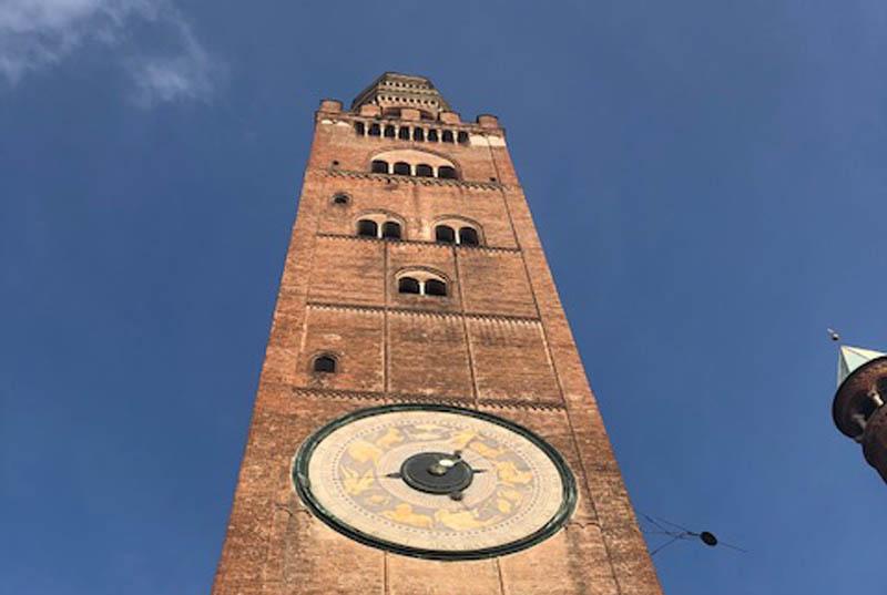 Il torrazzo di Cremona