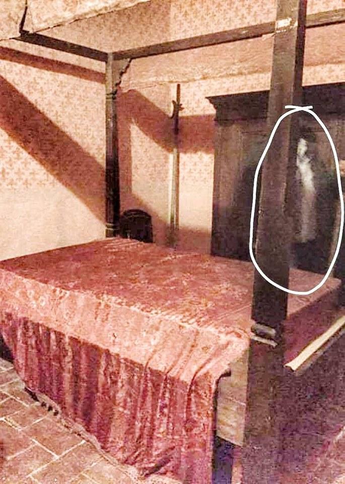 fotografie del fantasma