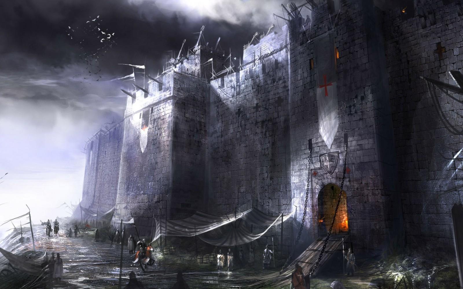 Sorci Castel - ghost castle