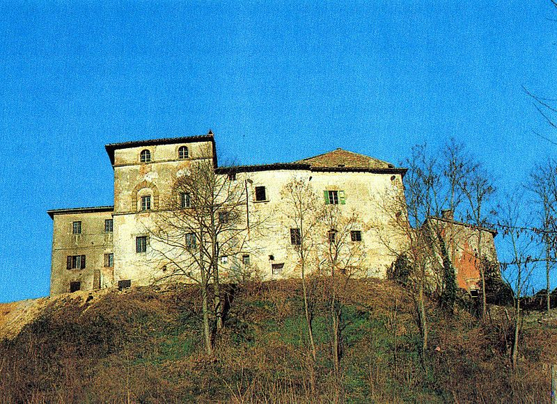 Sorci Castle -fortress