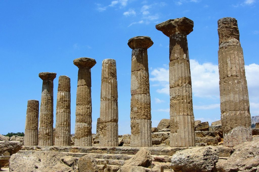 Valley of the Temples, Temple of Heracles
