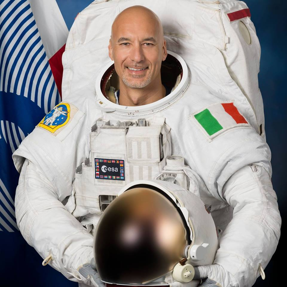 luca parmitano called astroluca