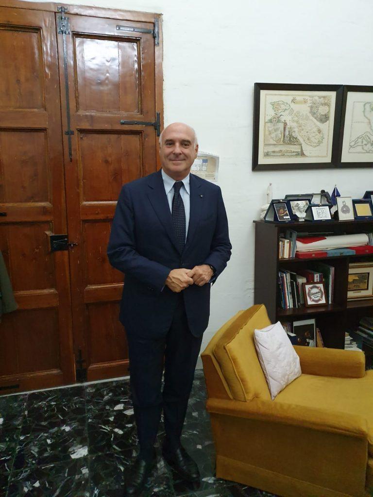 E. Marinella - vertical image of Dr. Maurizio Marinella