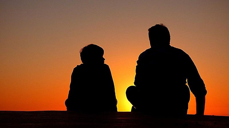 proverbi italiani più famosi - padre e figlio