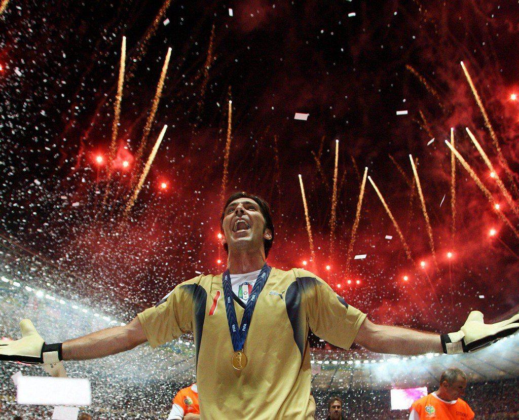Buffon Campione del mondo 2006