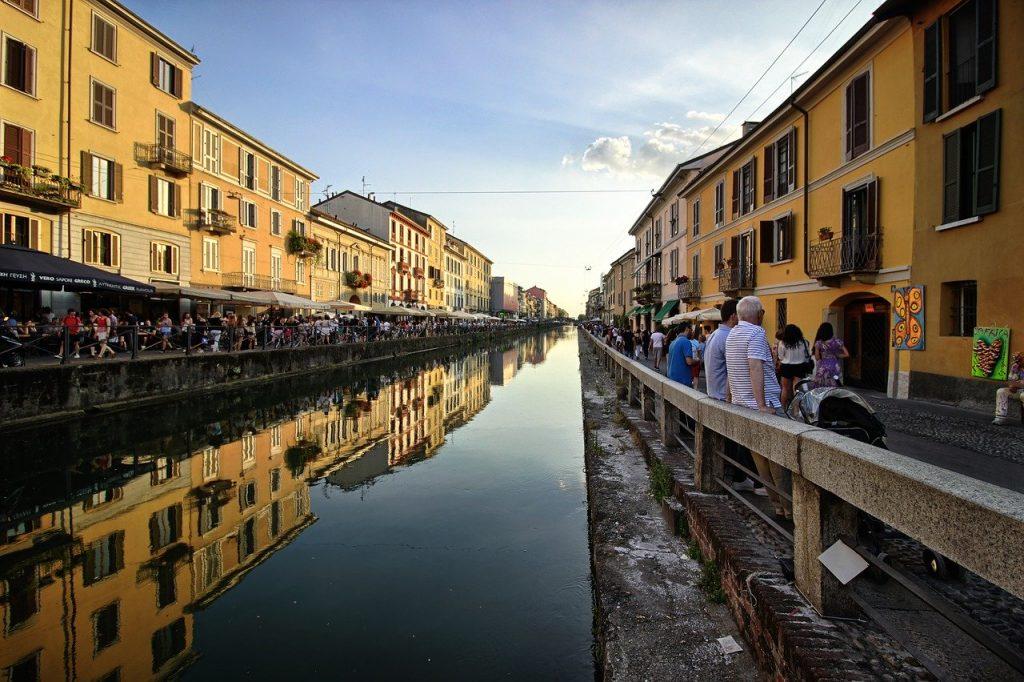 5 cose da vedere assolutamente a Milano - Navigli