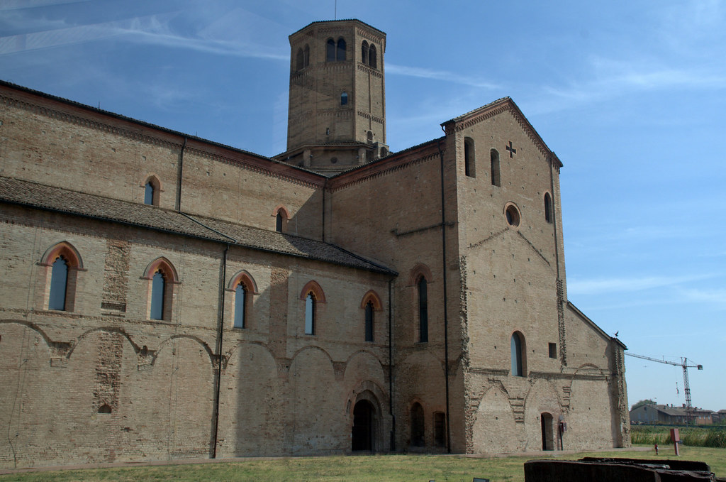 Parma Capitale-Abbey of Valserena