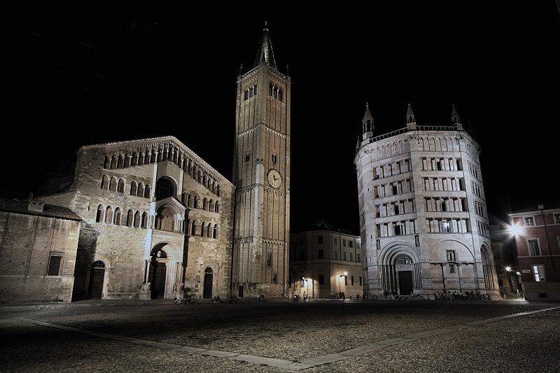 Parma Capital-Piazza Duomo