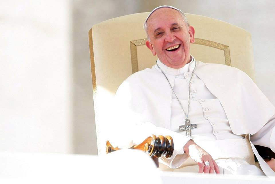 a fil for pope francis