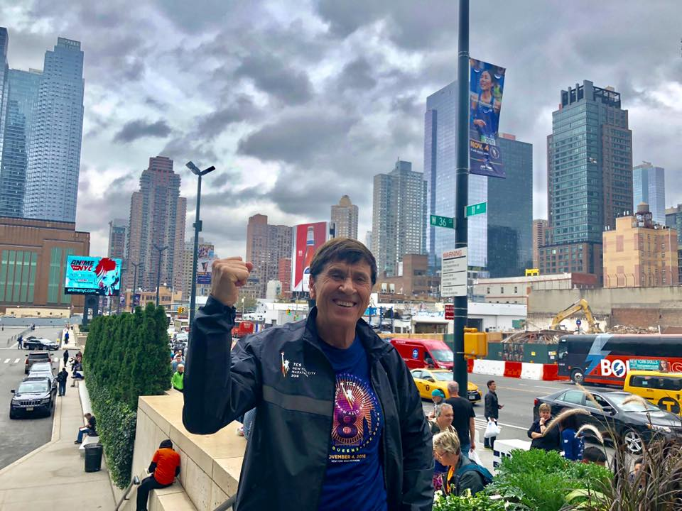 gianni morandi in new york