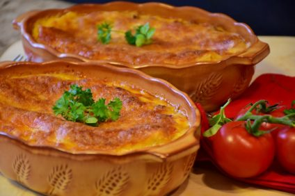 lasagne baking dish