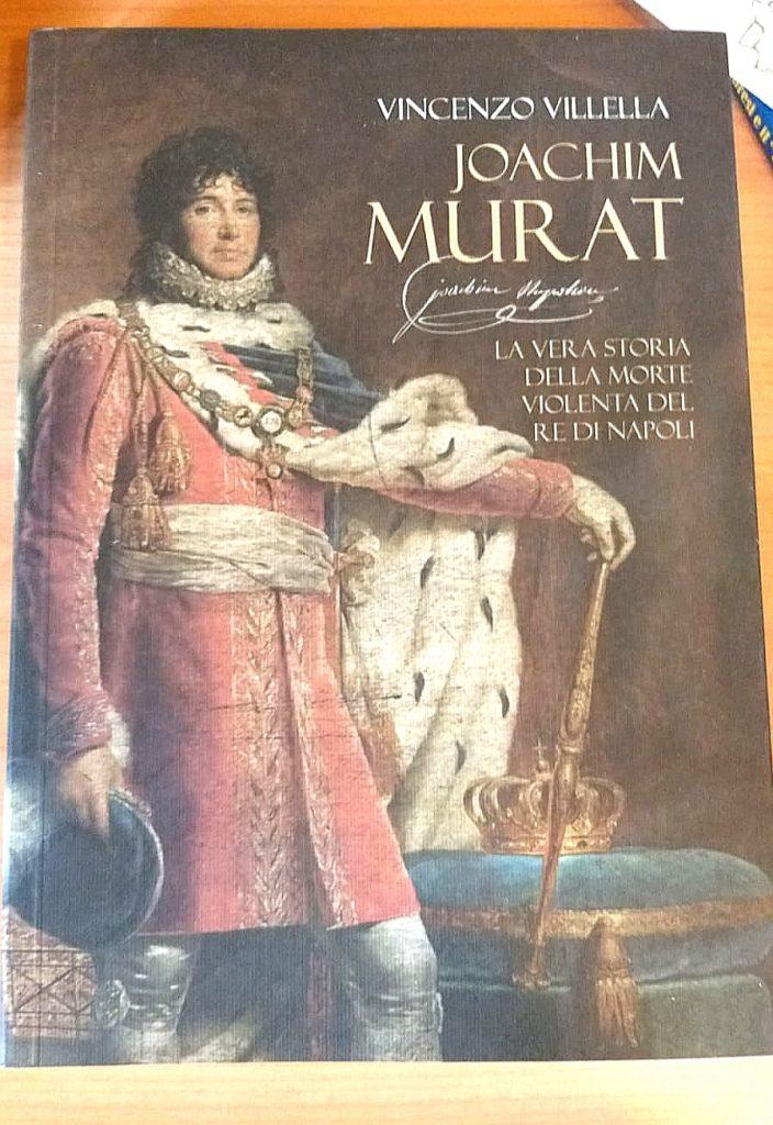 Castle of Pizzo Calabro - copertina del libro di Murat
