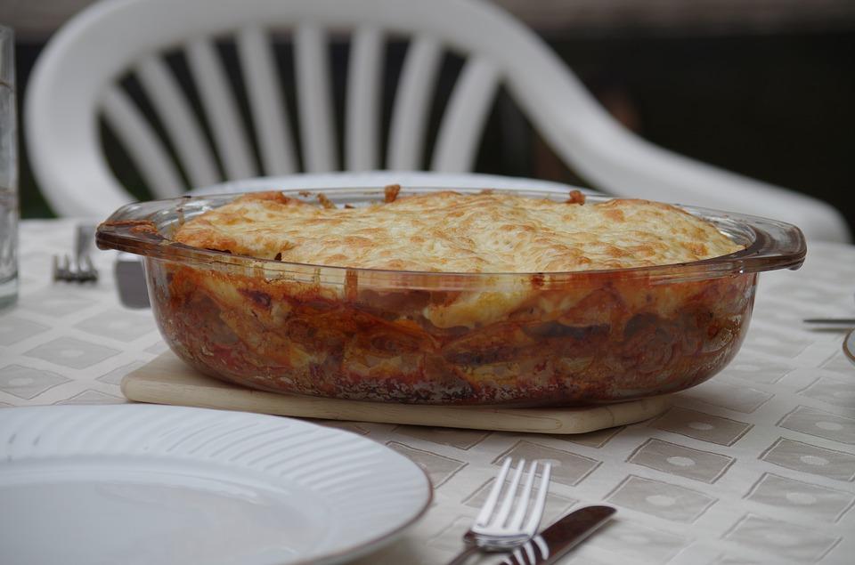lasagne ready