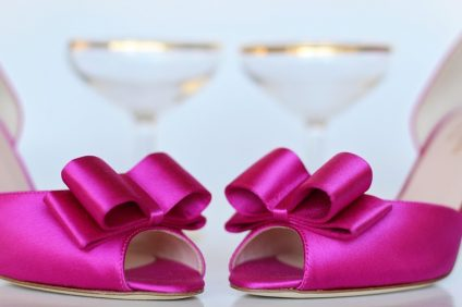 How to dress for New Year's Eve - evening shoes