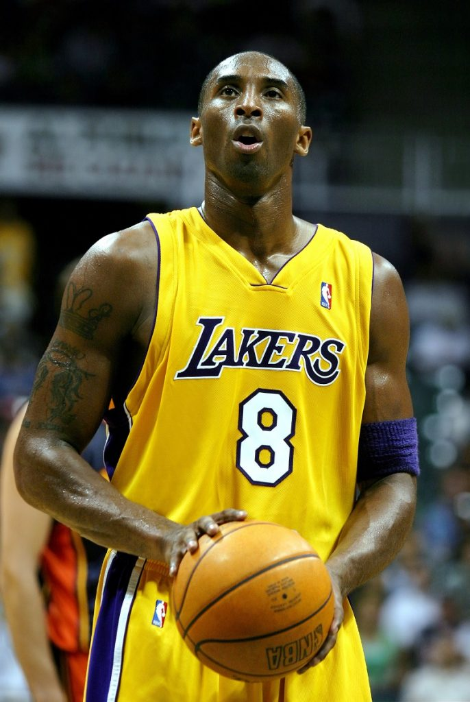 Kobe Bryant - basketball player