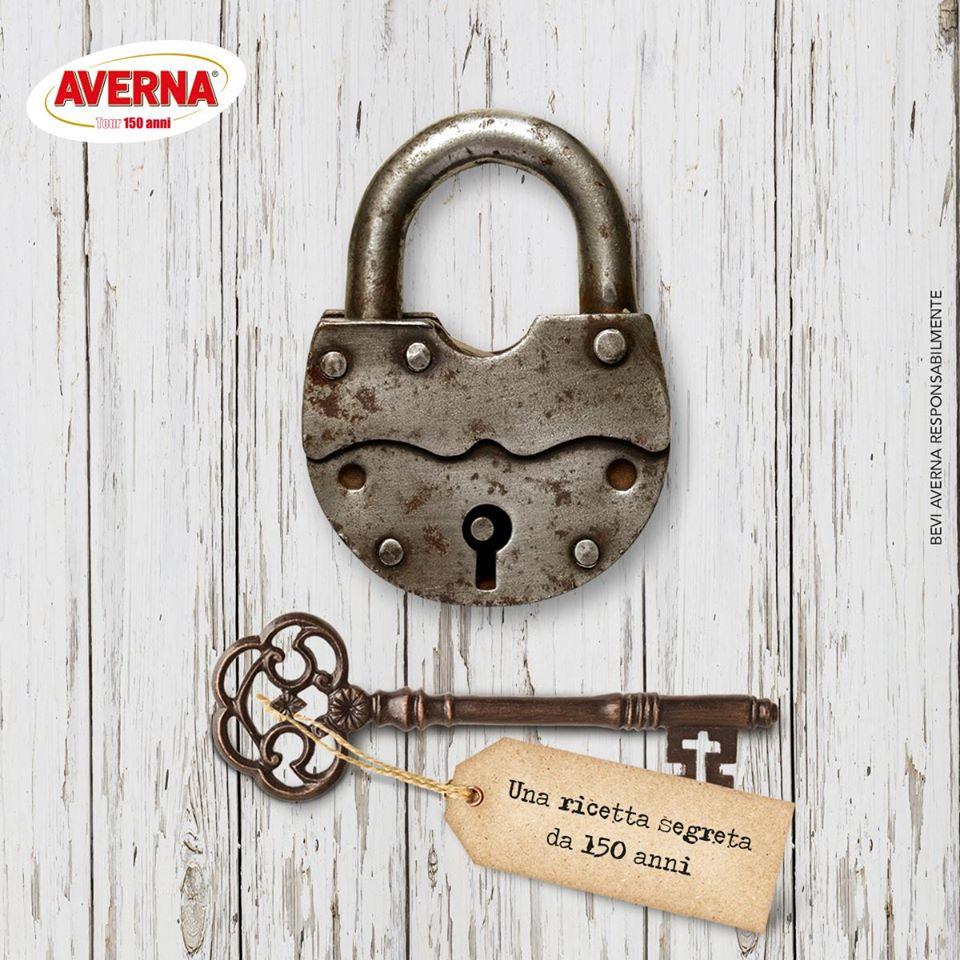 averna amaro with its recipe