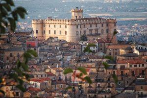 Castello di Corigliano- Castello