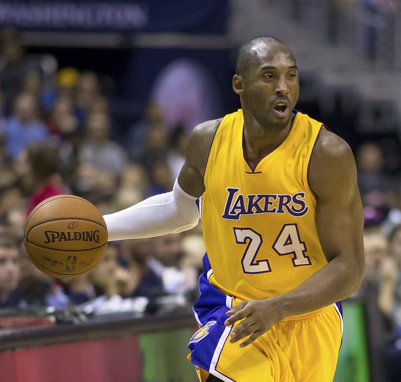 Kobe Bryant lakers basketball player