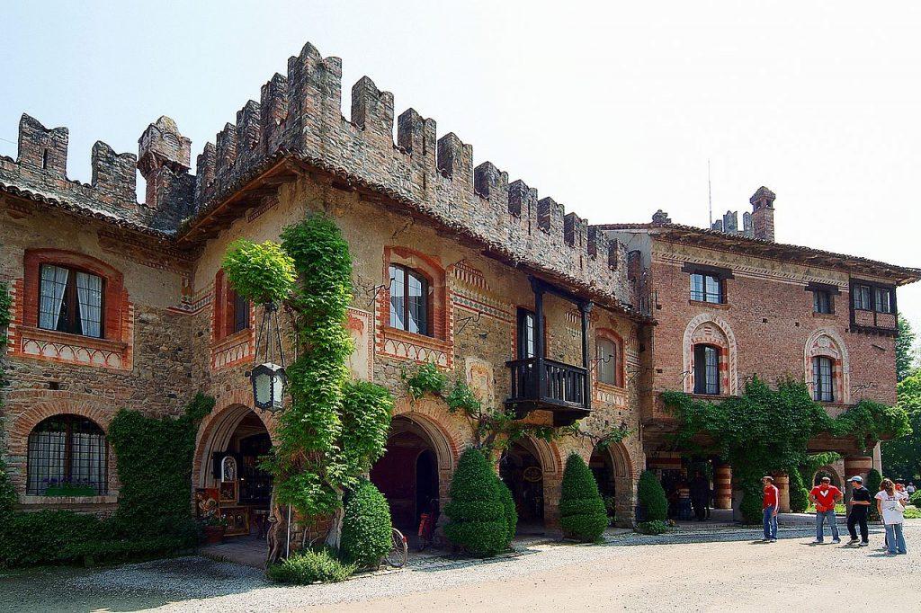 Borgo edievale di Grazzano Visconti